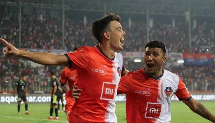 ISL: Brandon, Edu on target as FC Goa edge out Delhi Dynamos 3-2