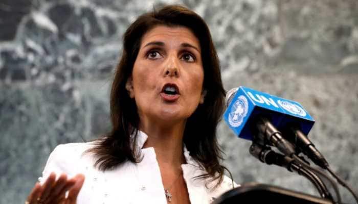 North Korea postponed talks with US because not ready: Nikki Haley