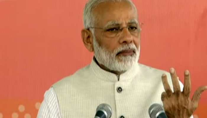 PM Narendra Modi pays tribute to Indian soldiers who fought in WWI, reaffirms commitment to world peace