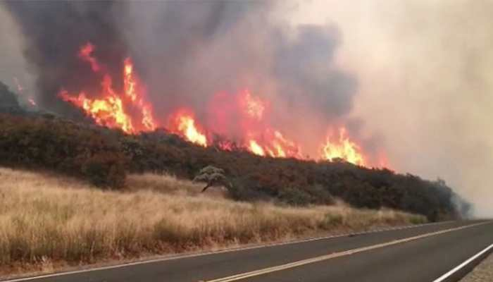 California wildfire toll reaches 23, thousands forced to flee their homes