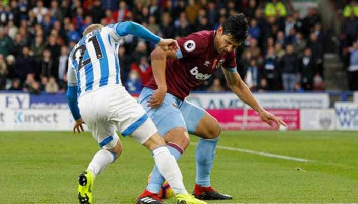 EPL: Huddersfield and West Ham battle to lively draw