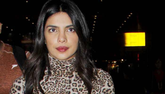 Priyanka Chopra shoots in Delhi for Shonali Bose's 'The Sky Is Pink'