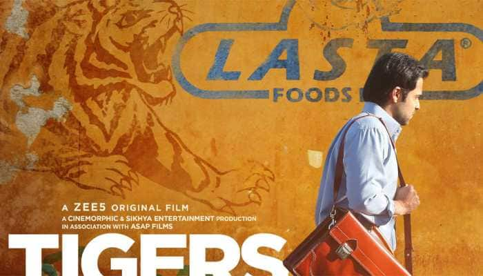 ZEE5 announces its first Hindi original film, TIGERS