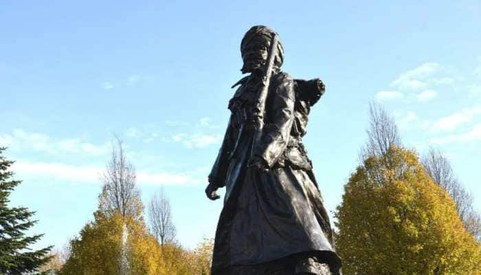 Sikh soldiers' memorial in UK vandalised, Punjab CM demands action