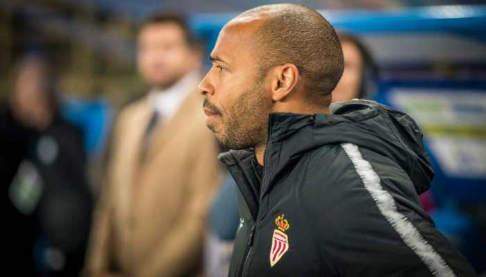Ligue-1: Monaco boss backs coach Thierry Henry after dismal start