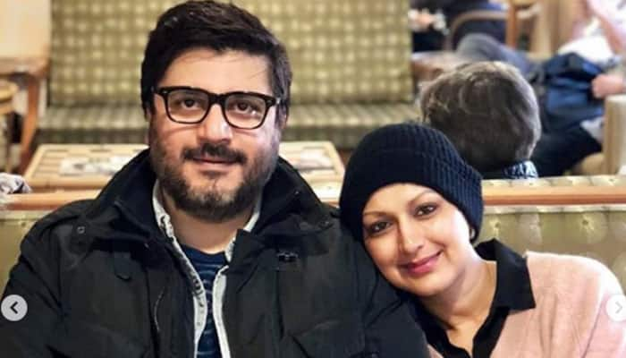 Sonali Bendre posts a moving note for husband Goldie Behl on their anniversary-See inside
