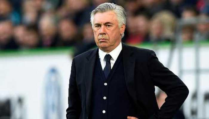 Serie-A: Napoli's Ancelotti complains about rude Italian crowds