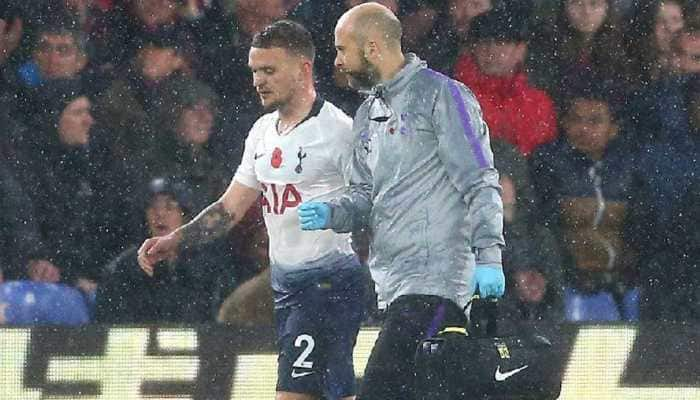 Spurs defender Kieran Trippier withdraws from England squad with injury