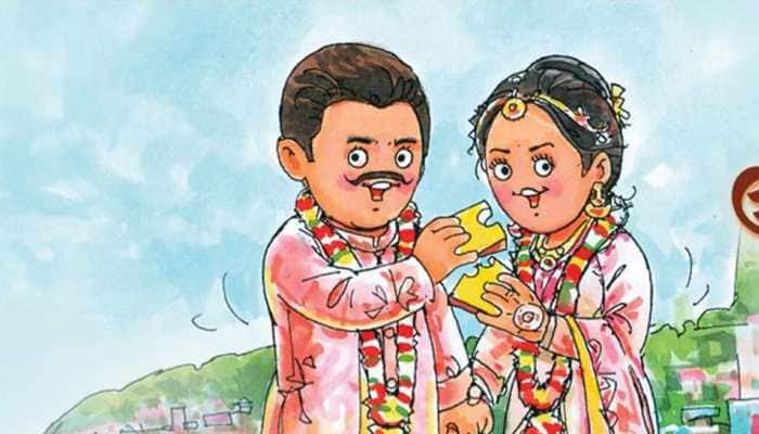 Amul's topical on Deepika Padukone-Ranveer Singh wedding is unmissable!