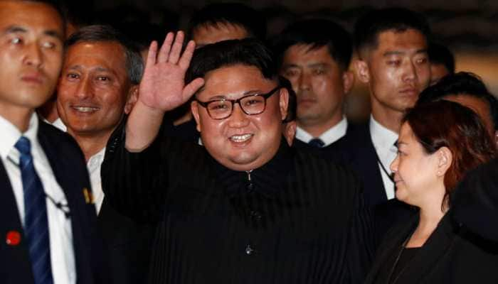 North Korea's Kim inspects testing of newly developed 'tactical' weapon