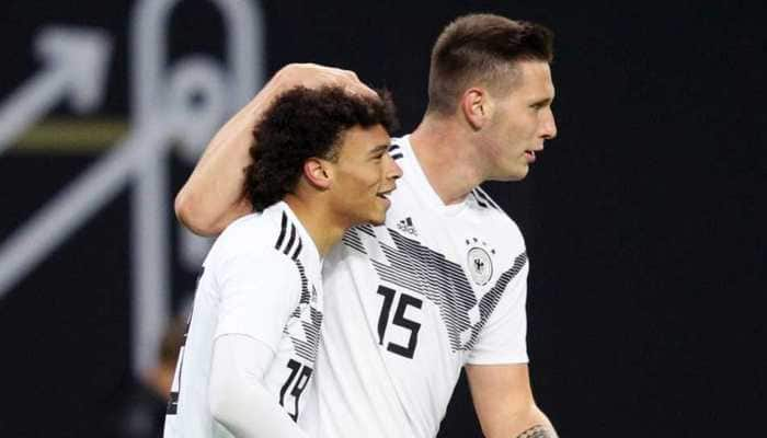 New-look Germany ease past Russia 3-0 in friendly