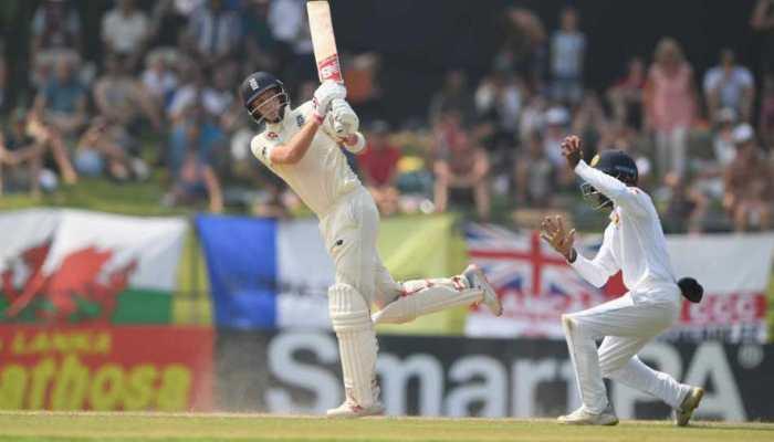 Root, Burns put England on top against Sri Lanka