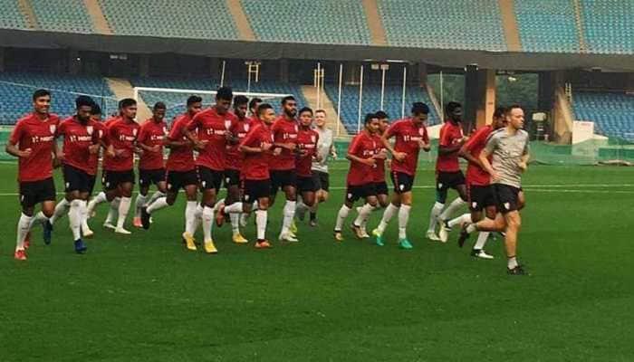 Chhetri-less India take on Jordan in Asian Cup tune-up