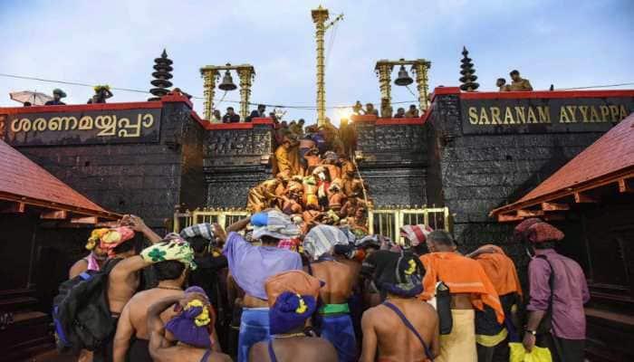 Sabarimala row: Strike called in Kerala after arrest of Sangh Parivar leader