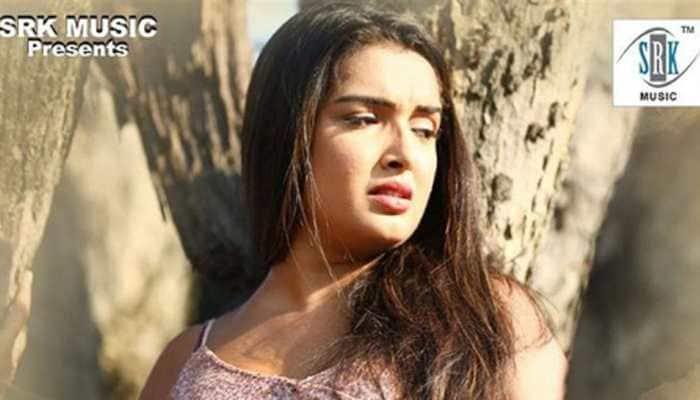 Aamrapali Dubey's new song Pagla Deewana will melt your heart