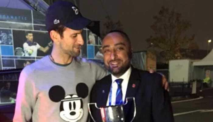 Djokovic recommends surprise candidate for English cricket; ICC tweets back