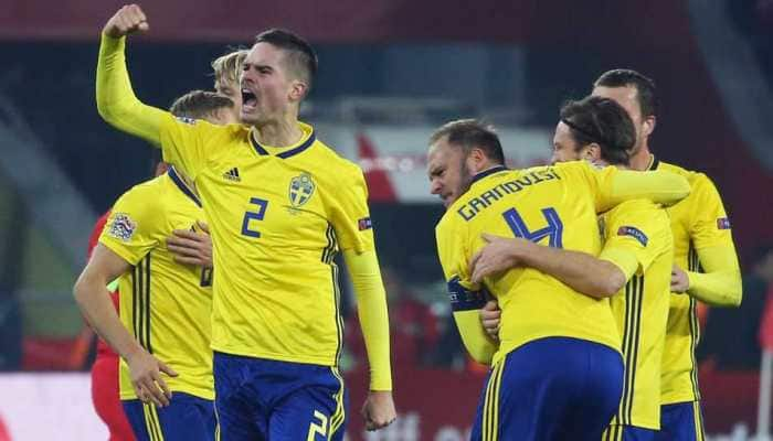 UEFA Nations League: Sweden beat Turkey to set up showdown with Russia