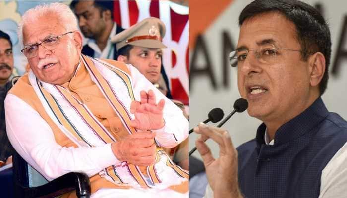 Congress leader Randeep Singh Surjewala attacks Haryana CM Manohar Lal Khattar over his comments on rape cases