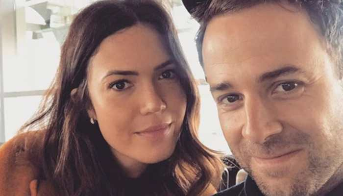 Mandy Morre and Taylor Goldsmith now married!