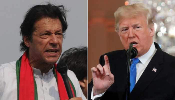 Imran Khan takes on Donald Trump: Don't make Pakistan a scapegoat for US failures