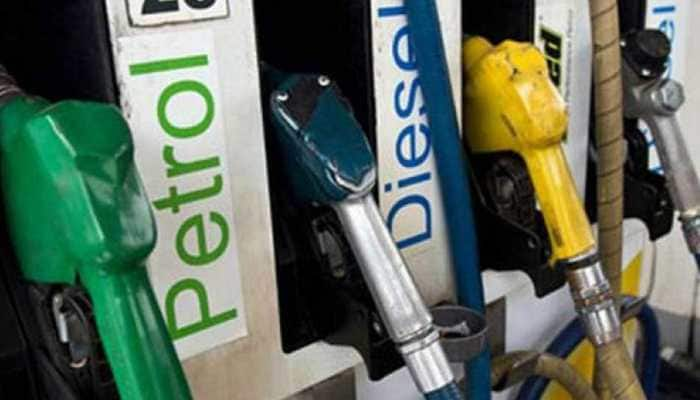 Fuel prices continue to slide, petrol in Delhi at Rs 76.38 per litre