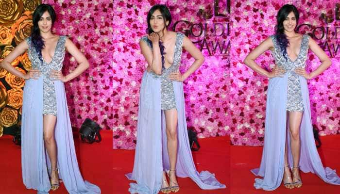 Adah Sharma stuns in a dazzling gown at Lux Golden Rose Awards—See pics