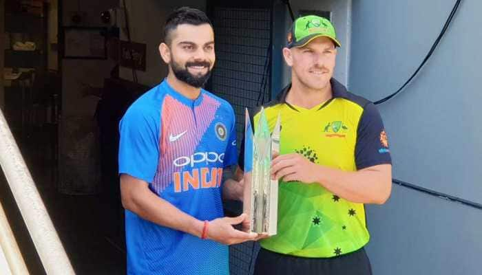 India vs Australia T20Is: Here're a few records which can be broken