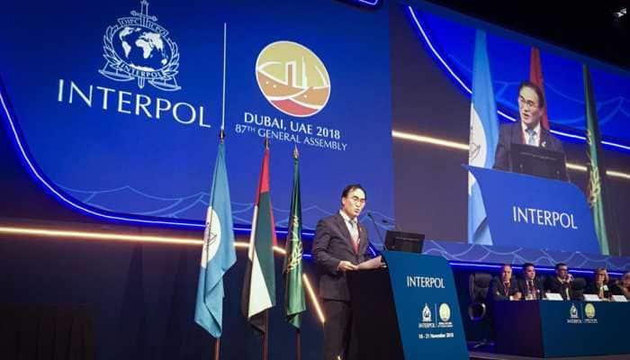 Interpol elects South Korea's Kim Jong Yang as president