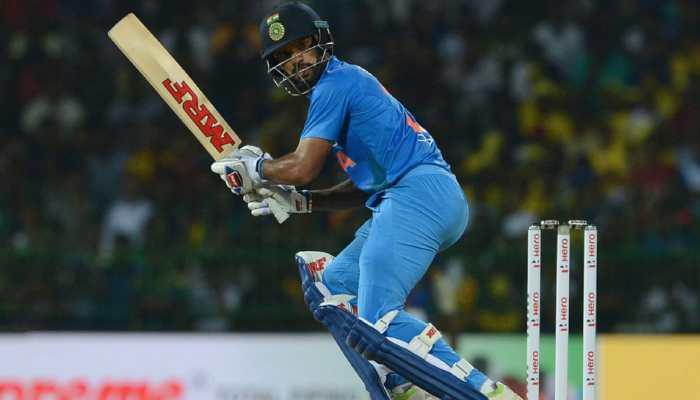 Brisbane T20I: Dhawan's 50 in vain as Aussies beat India by 4 runs