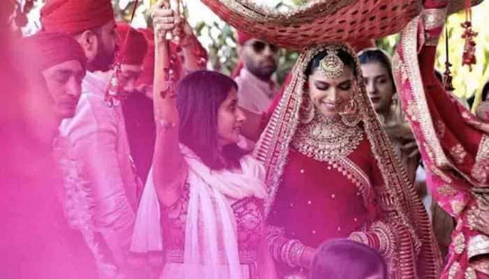 Sabyasachi Mukherjee issues clarification about Deepika Padukone's wedding saree