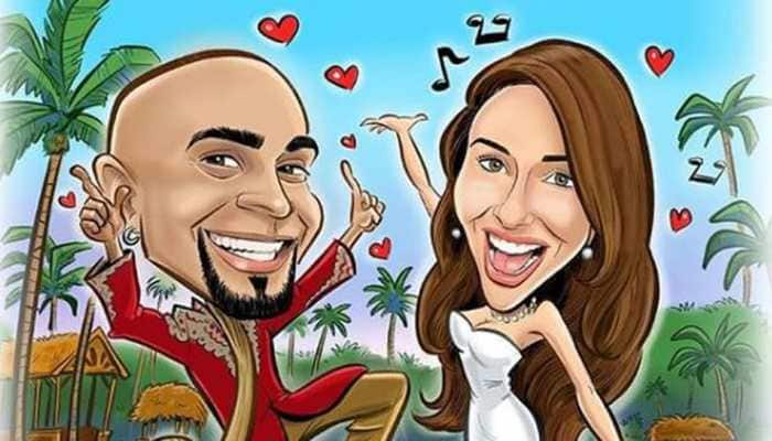 Raghu Ram announces wedding with Natalie Di Luccio in the most creative way