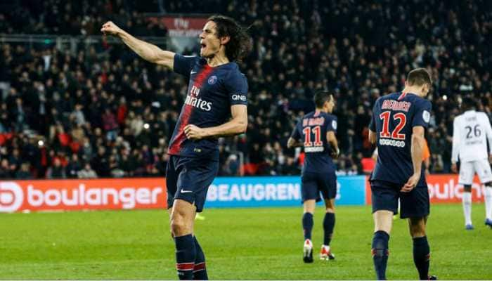 PSG beat Toulouse 1-0, win 14th straight Ligue 1 game