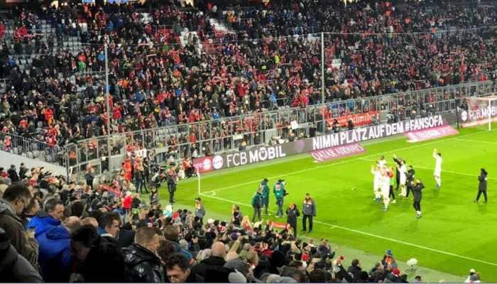 Bundesliga: Duesseldorf stun Bayern Munich with stoppage-time equaliser