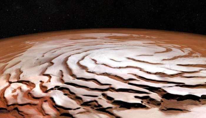 ESA's Mars Express sends new images of Martian landscape