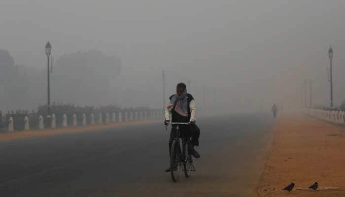 Delhi's air quality slips to 'very poor', two areas 'severe'