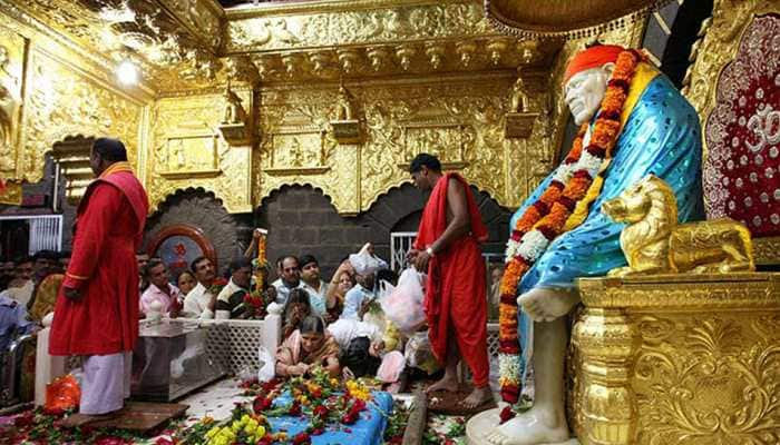 Shirdi Saibaba Trust removes controversial signboards after protests