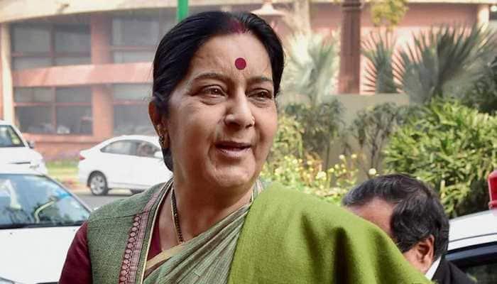 Over 2-lakh stranded NRIs brought back since 2014: Swaraj