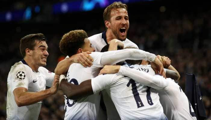Christian Eriksen's winner keeps Tottenham's Champions League hopes alive