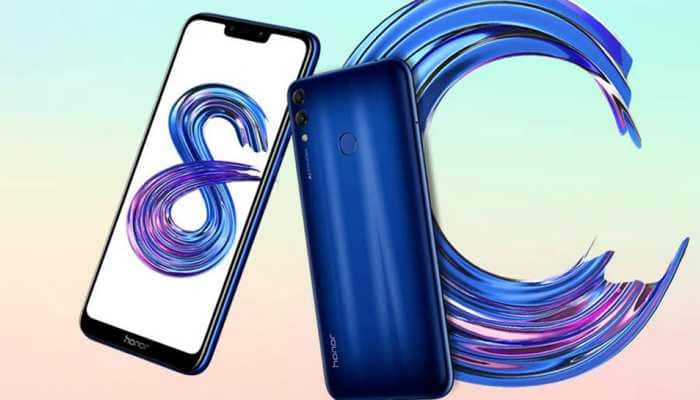 Honor 8C launched in India: Price, availability and more