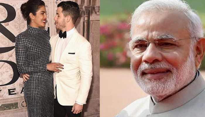 PM Narendra Modi to grace Priyanka Chopra and Nick Jonas' wedding reception?