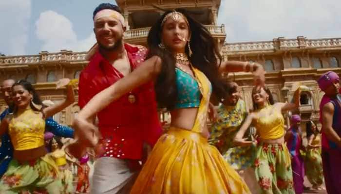 Nora Fatehi's Arabic version of 'Dilbar' song is out and it's got us hooked—Watch