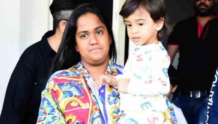 Nick Jonas's youngest brother Frankie, Salman Khan's sister Arpita arrive in Jodhpur
