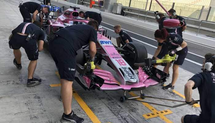 Force India name disappears from Formula One as FIA releases 2019 entry list