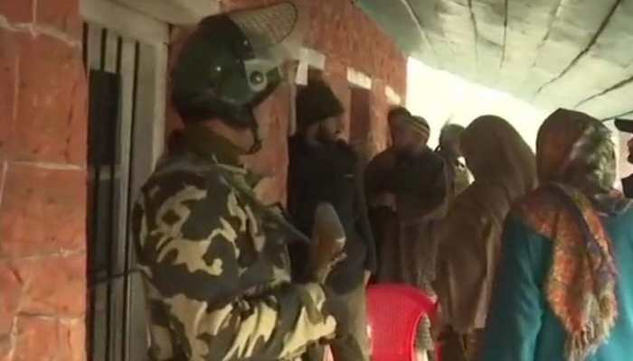 Jammu and Kashmir witnesses 76.9% voting in 6th phase of panchayat polls