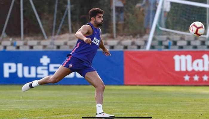 Diego Costa ready for La Liga clash against Girona, says Atletico Madrid coach
