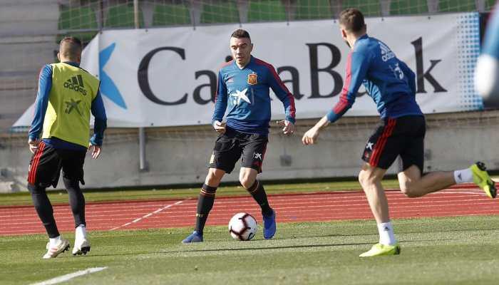 Iago Aspas guides Celta Vigo to 2-0 win over Huesca in La Liga