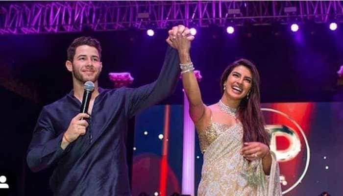 Priyanka faces flak for celebratory firework at her wedding