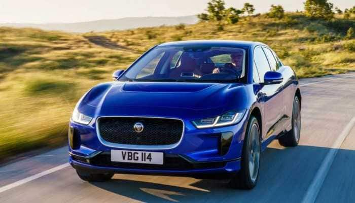 Jaguar's all-electric I-PACE gets five-star safety rating from Euro NCAP