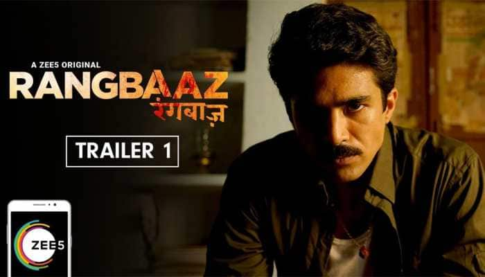 ZEE5 launches 'Rangbaaz' trailer—Watch