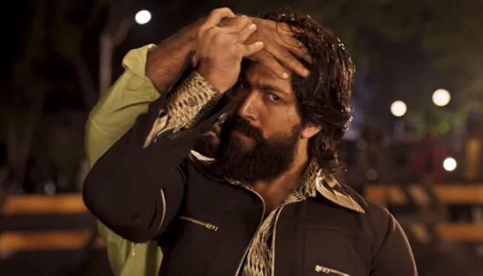 KGF trailer 2 Hindi: Watch Yash's 'angry and rugged' avatar
